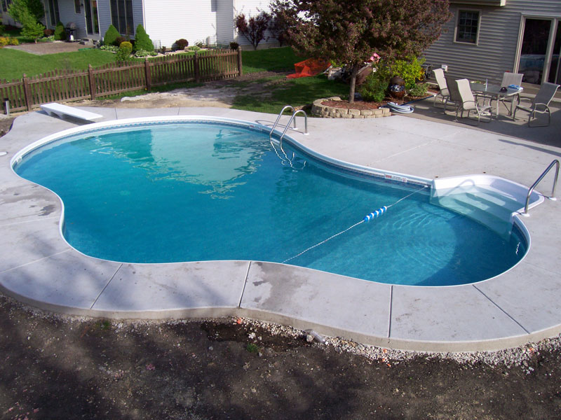 Installation Paradise Pool Amp Spas Of Illinois